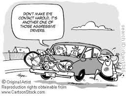aggresive drivers